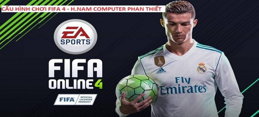 Cấu hình máy tính để chơi FIFA Online 4 – FO4 chính xác nhất