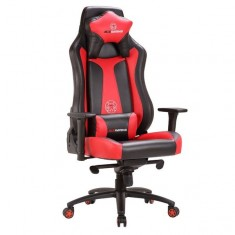 Ghế Ace Gaming Marshal KW-G100 (Black/Red)