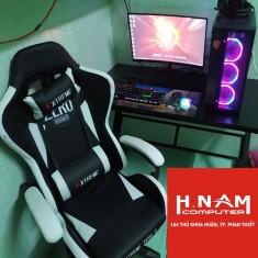 FULLSET PC Gaming B365M/i5 9400F/GTX 1050TI/RAM TẢN NHIỆT 8G/SSD 240G/LCD 24 INCH CONG