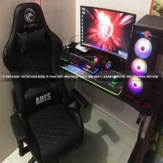 FULLSET PC Game MSI B460/I5 10400F/RTX 2060 8GB SUPER/RAM 16G/NVME 240GB/LCD HKC 144HZ