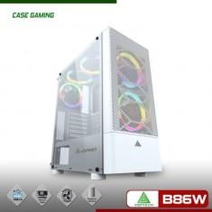 Case VSPTECH Gaming B86P - Màu Trắng (No Fan)