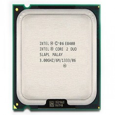 CPU intel Core2 Duo E8400 3.00GHz
