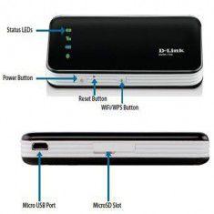 D-Link DWR - 730 - Wifi Di Động 3G