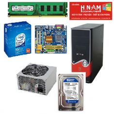 PC Văn phòng HNAM E5300/2G/160G