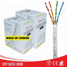 Cáp mạng Golden Link PLATINUM CAT.5E UTP