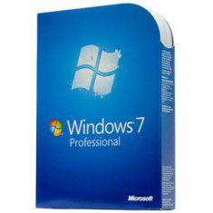 Microsoft Win Pro 7 SP1 64-bit English