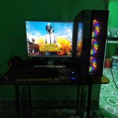 FULLSET PC Gaming B365MORTAR/i5 9400F/GTX MSI 1650/RAM TẢN NHIỆT 8G/SSD 240G/LCD 24 INCH SAMSUNG