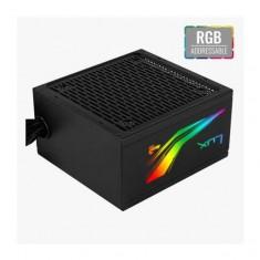 Nguồn Aero Cool Lux RGB 550W ( 80 Plus Bronze/Màu Đen/Led RGB)