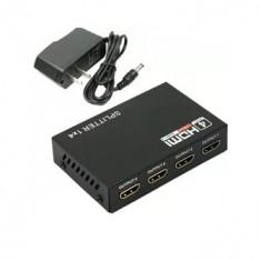 Bộ chia từ 1 cổng HDMI ra 4 cổng HDMI - HDMI Splitter 1x4 cổng - HKH