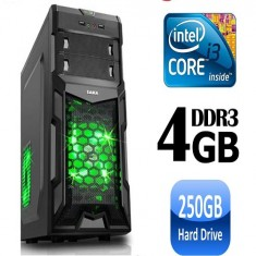 Thùng máy Core i3 2100 - RAM 4Gb - HDD 250Gb