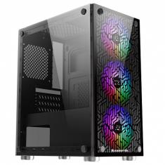 Case Xigmatek NYX 3F - Kèm 3 FAN Led RGB