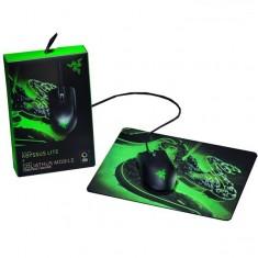 Chuột gaming Razer Abyssus Lite - Tặng kèm bàn di chuột GOLIATHUS MOBILE CONSTRUCT EDITION