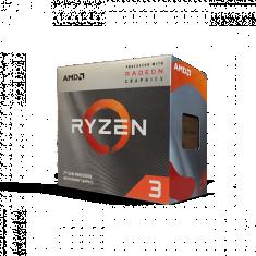 CPU AMD Ryzen 3 3200G (4C/4T, 3.6 GHz - 4.0 GHz, 4MB) - AM4