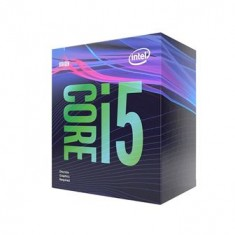 CPU Intel Core i5-9400F (6C/6T, 2.9 - 4.1 GHz, 9MB)
