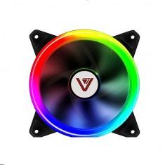 Fan Case V202 Double Circle - Led 2 mặt