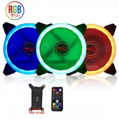 Bộ 3 Fan case led RGB VSP