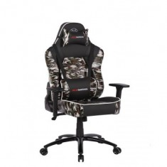 Ghế Ace Gaming Chair - Rogue Series - Model:KW-G6026 - Color: Black/Camo - Limited Edition