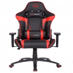 Ghế Ace Gaming Chair - Rogue Series - Model:KW-G6027 - Color: Black/Red