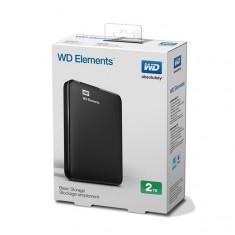 Ổ Cứng Di Động WD Element 2TB 2.5 inch USB 3.0