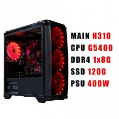 PC Gaming MSI H310 - G5400