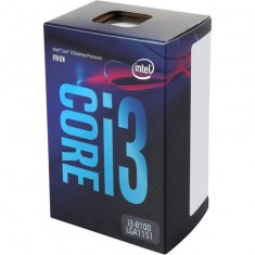 CPU Core I3-8100 (3.6GHz)