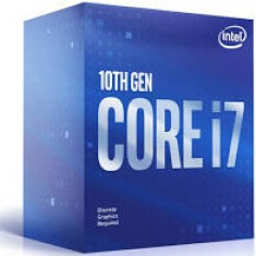 CPU Intel Core i7-10700 (2.9GHz turbo up to 4.8GHz, 8 nhân 16 luồng, 16MB Cache, 65W) - Socket 1200