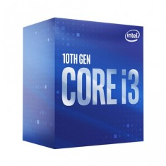 CPU Intel Core i3-10100 (3.6GHz turbo up to 4.3Ghz, 4 nhân 8 luồng, 6MB Cache, 65W) - Socket Intel L