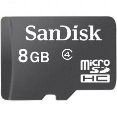 Thẻ Nhớ Sandisk Micro SD 8GB Class 4 - TRAY