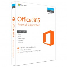 Office 365 Personal 32/64bit 1 năm 1 user Win/Mac