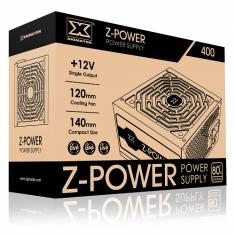 Nguồn máy tính Xigmatek Z-POWER 400