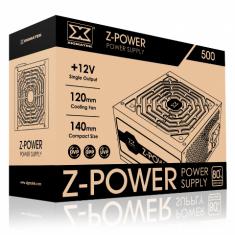 Nguồn máy tính Xigmatek Z-POWER 500