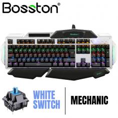 Bàn phím cơ Bosston 915 LED