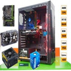 Thùng máy tính Chơi Game PUBG - GTX 1050Ti