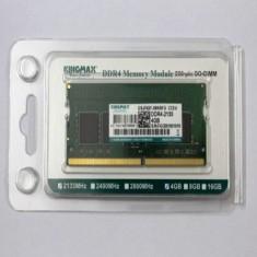RAM Laptop Kingmax 4GB 2400 DDR4