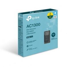 USB Wifi băng tần kép - Archer T3U - Bộ chuyển đổi USB Wi-Fi TP-Link Archer T3U AC1300Mbps