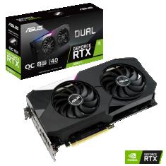 VGA ASUS Dual GeForce RTX 3060 Ti OC (DUAL-RTX3060TI-O8G)