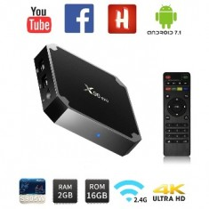Android TV Box X96 Mini – Ram 2GB, Rom 16GB